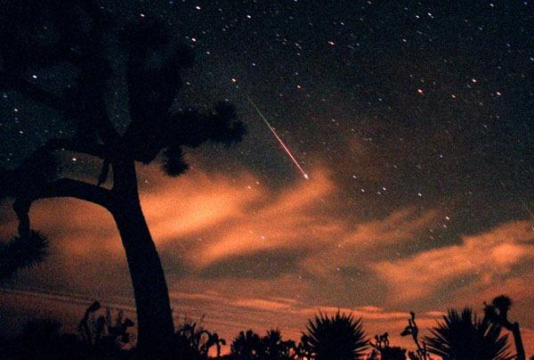 October 21 Meteor Shower Orionids