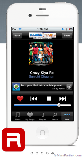 Free-music-streaming-indian-music-iPhone