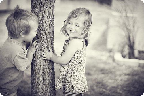 black-and-white-boy-cute-girl-kids-Favim.com-61096