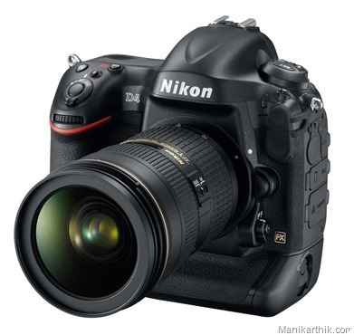 Nikon D4 Review: Features & Specifications
