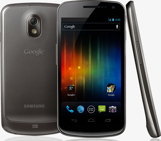 Google launches Samsung Galaxy Nexus with Ice Cream Sandwich Android OS