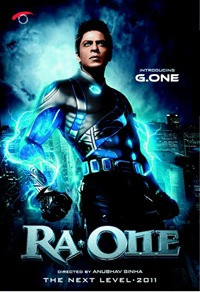 RaOne Movie Review: Extravagant waste of resources