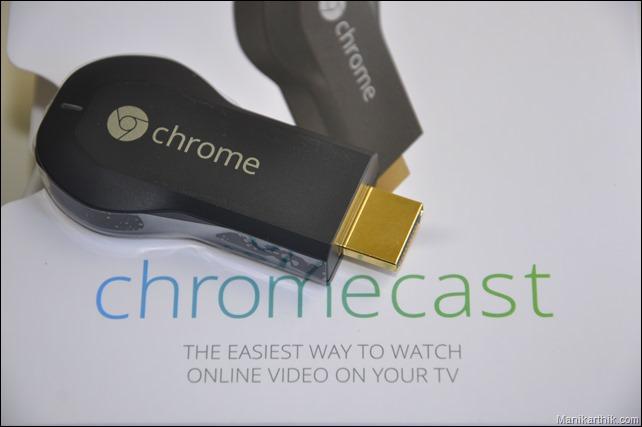 The Chromecast Experience