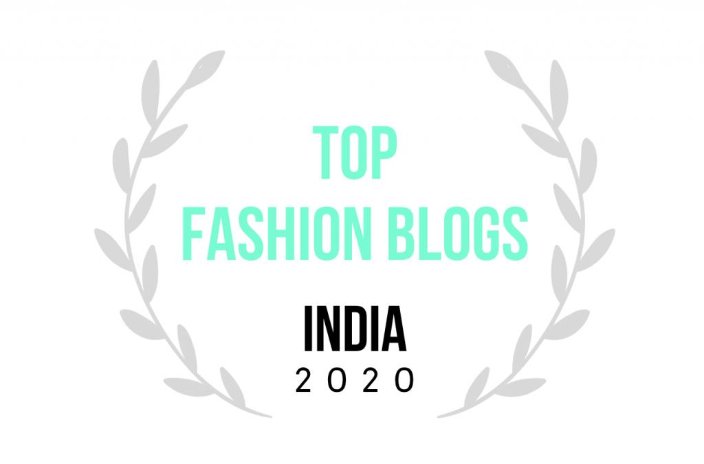 Best Fashion Bloggers India