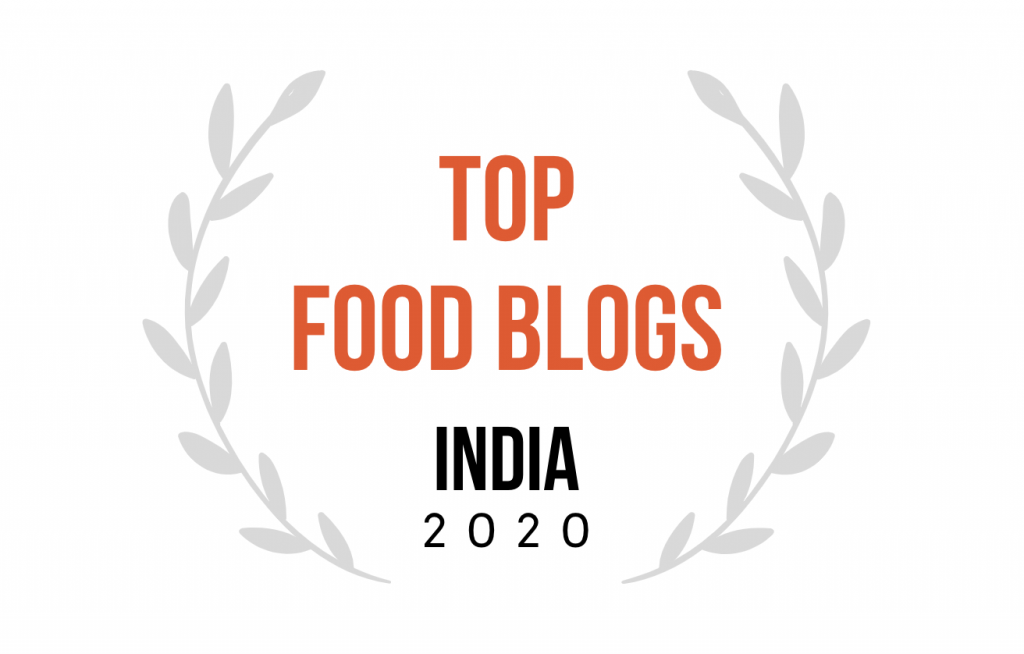 Best Food Bloggers India