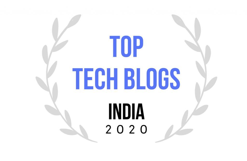 Best Tech Bloggers India