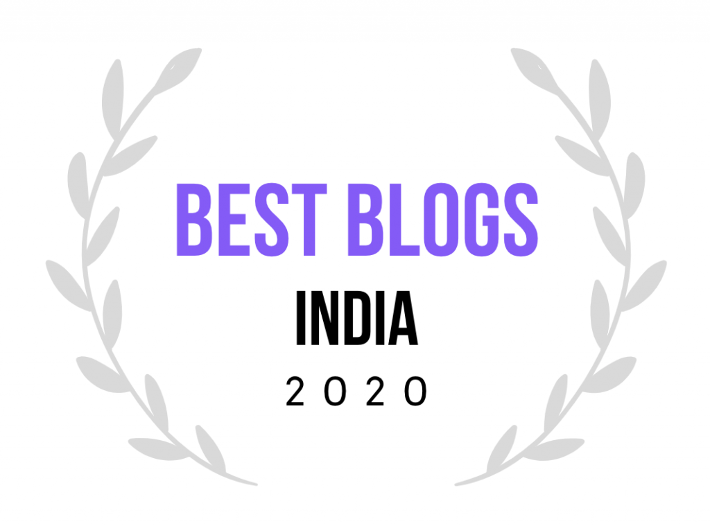 Top Bloggers India 2020