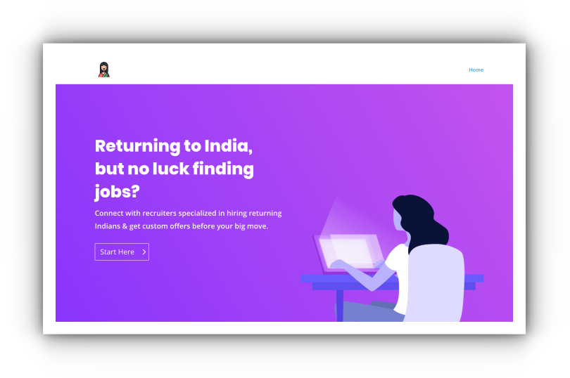 Return to India Jobs