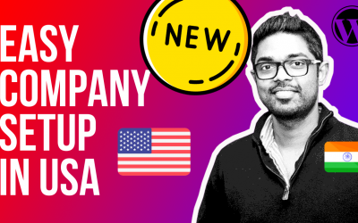 How to start a US company from India?